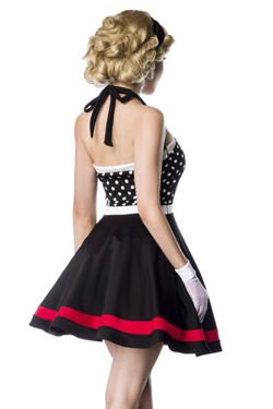 SUKIENKA PIN UP RETRO STYL HIT 50029